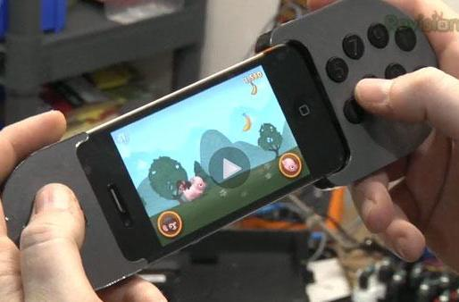 Ben Heck guts an iCade to build iPhone gamepad, salutes CES in the process (video)