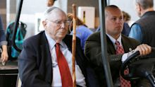 Munger: 'We failed you' by not investing in Google and Wal-Mart early