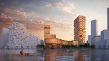 Alphabet unit seeks share of property taxes for Toronto smart city