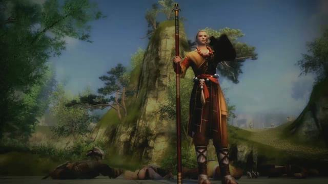 Age of Wushu - Shaolin School Trailer