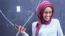 'This is my America, too,' says the first hijab-wearing TV reporter in the U.S.