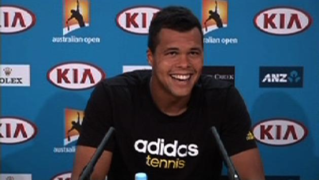 Tsonga under fire over comments