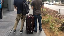 Bag checks at MRT stations: 'Why inspect my luggage and not his backpack?'