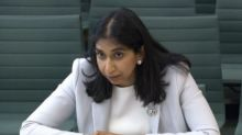 Top lawyers slam Suella Braverman for wrecking UK's reputation