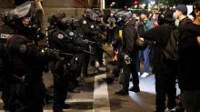 Protesters Prevent Police from Investigating Stabbing Outside of Portland Courthouse