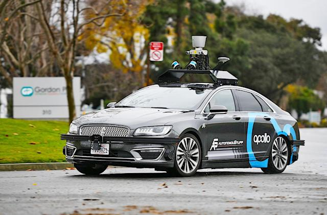 Baidu debuts its Apollo 2.0 autonomous driving platform