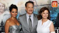 Hanks on 'High-Wire Acting' of 'Atlas'