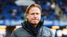 Bundesliga: Für HSV-Trainer Gisdol geht es gegen Köln um seinen Job