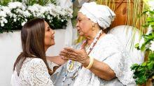 Ivete Sangalo e Gilberto Gil lançam música em homenagem ao candomblé