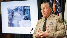 Man charged in shooting of 2 Los Angeles County deputies