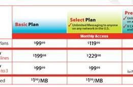 Verizon's unlimited plans get official, not as stellar as previously assumed