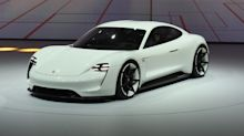 Porsche's Mission E is charging up to give Tesla some sporty competition