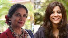 Shabana Azmi Reveals Zoya Akhtar Tested Negative For COVID-19