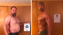 Dad credits keto diet for losing 7 stone in just 150 days