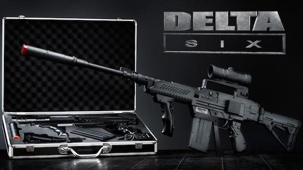 Delta Six gun controller final version revealed as it readies to ship this holiday season