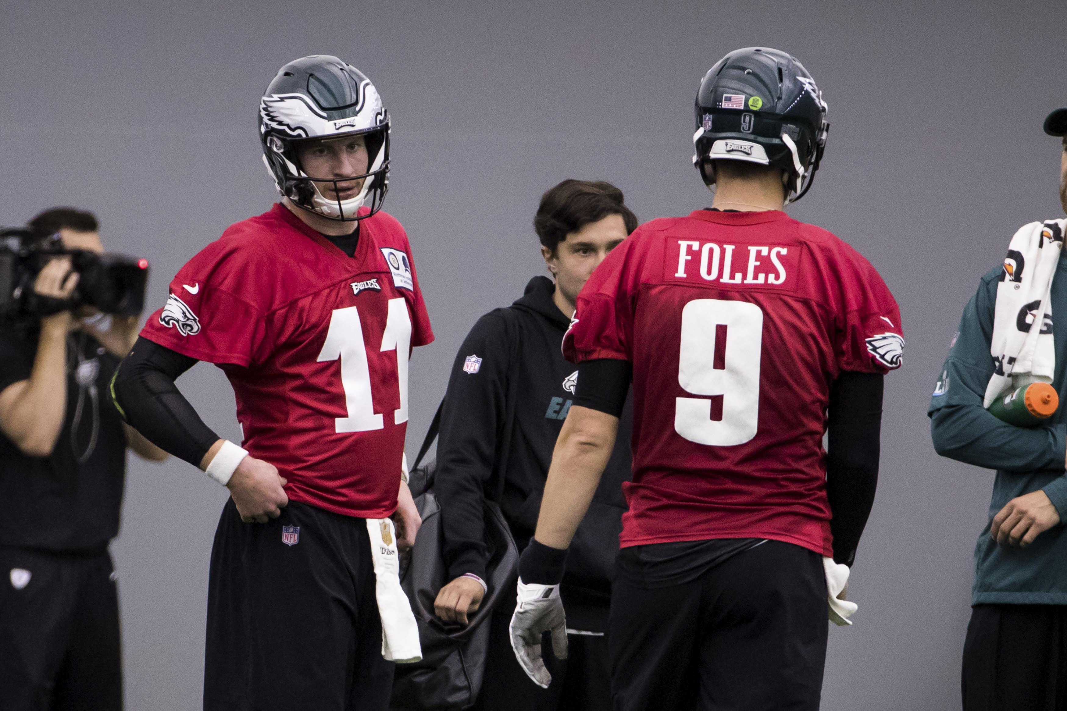 014824fd801 Eagles' Nick Foles leads player-merchandise sales list
