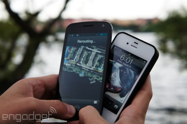 Apple and Samsung CEOs to meet by February 19th, give peace another chance
