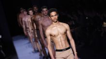 Tom Ford debuts sexy men's flesh-tone undies at NYFW: So 'Zoolander'!