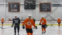 Flyers hope top seed in East leads to Stanley Cup title
