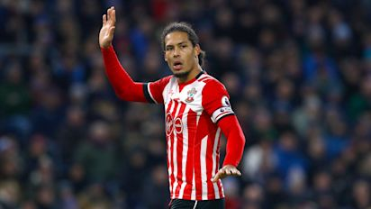 Liverpool and Man City told Van Dijk is not for sale
