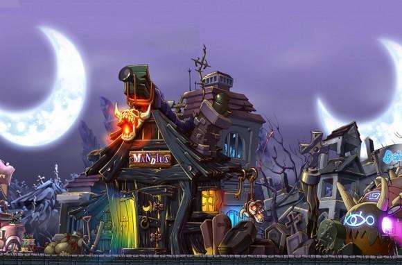 NDOORS list the key features of new MMO WonderKing