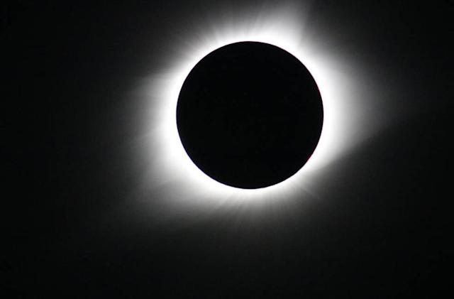 NASA will livestream the total solar eclipse over South America tomorrow