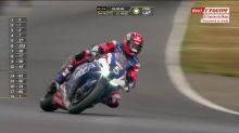 Moto - 24 Heures du Mans : L'arrivée victorieuse de la Honda n°5