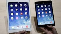Apple looks to reclaim tablet market share