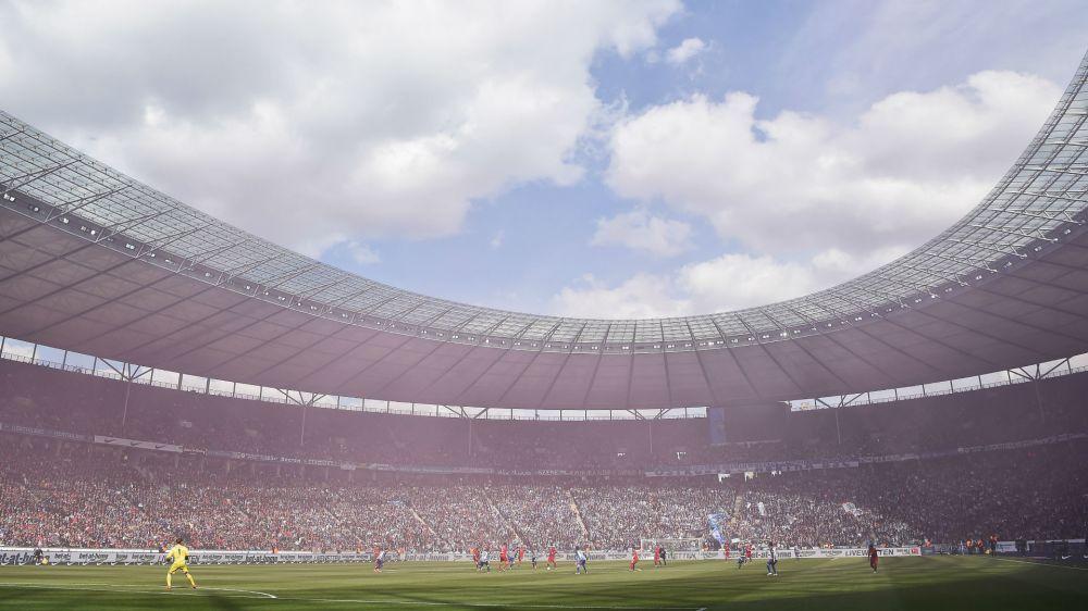 Herthas neue Fußballarena: Im Olympiapark oder in Ludwigsfelde
