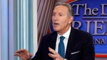 The Projects Of Howard Schultz's Youth Were Middle-Income