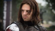 Why Falcon was the best choice for Captain America's shield, according to Sebastian Stan