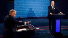 Stock markets weaker after chaotic Trump-Biden debate