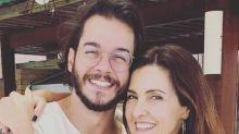 Fátima Bernardes revela onde aconteceu o primeiro beijo entre ela e Túlio Gadelha