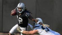 Raiders WR Bryant suspended indefinitely