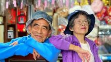This Old Couple-Turn-Elderly Models From Taiwan Are Doing Rounds On Instagram For Their Chic Style