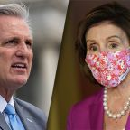 McCarthy, Democrats continue feud over mask requirement