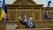 Ukraine's Zelensky calls snap parliamentary polls for July 21