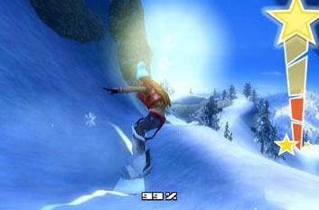 Joystiq hands-on: SSX Blur (Wii)