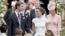Pippa Middleton kämpft schon jetzt gegen die Babypfunde