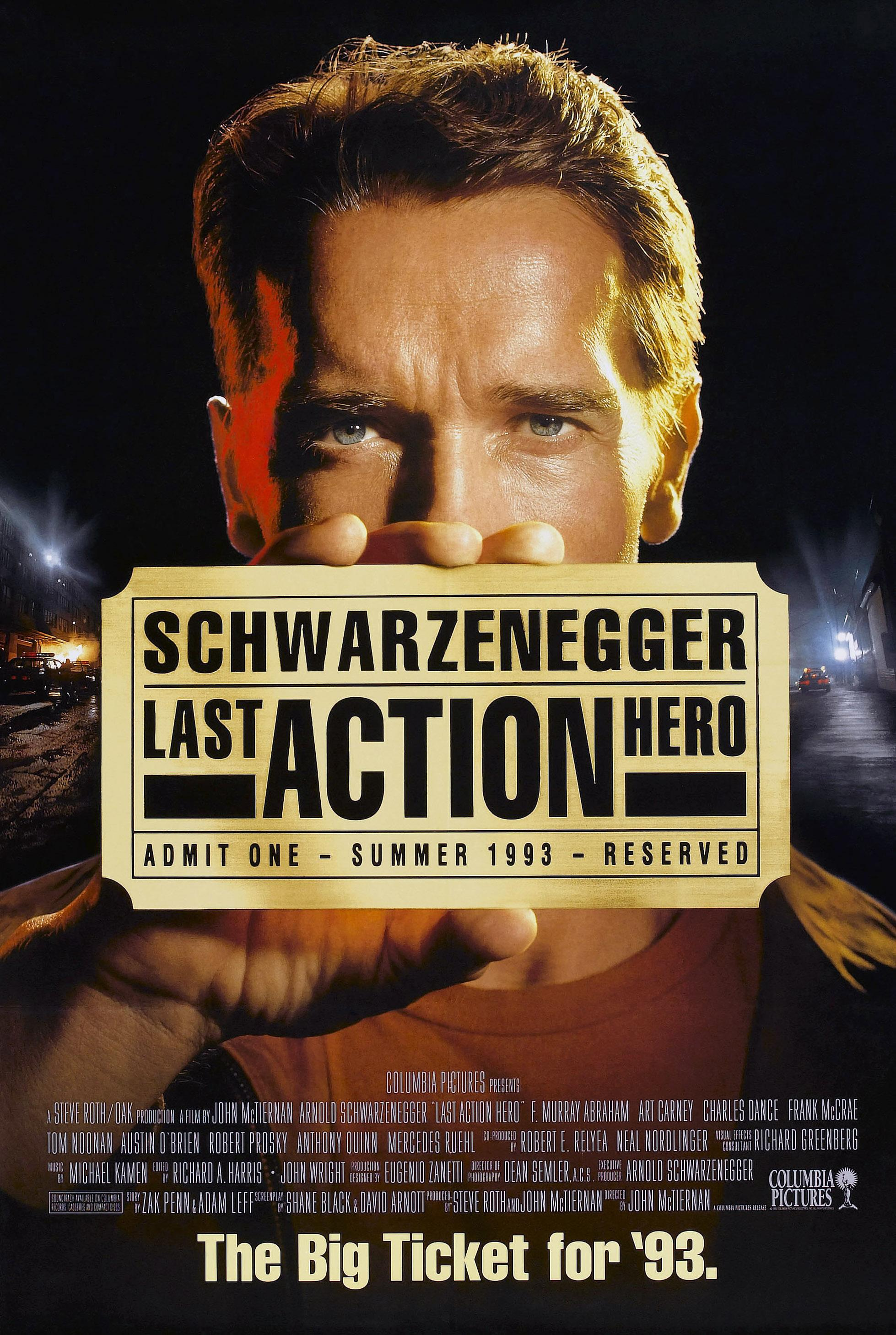 The \'Last Action Hero\' writers really hate \'Last Action Hero\' [Video]