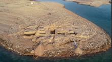 La sequía en Irak descubre un palacio de 3,400 años de antigüedad