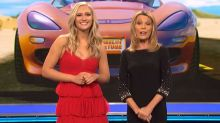 Pat Sajak's Daughter Joins 'Wheel of Fortune' as Guest Letter-Turner While Vanna White Hosts