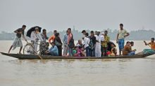 Flash floods triggered by monsoon kill dozens and displace lakhs in North East India, Bangladesh