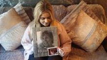 Mom-to-be sees late grandmother's face in baby ultrasound