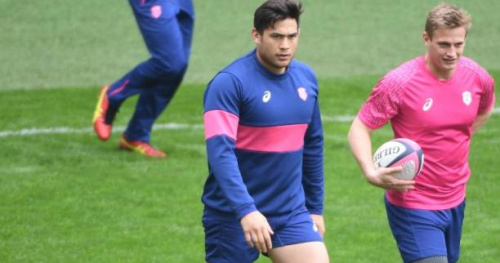 Rugby - Top 14 - SF - Raphaël Lakafia (Stade Français) incertain pour Pau