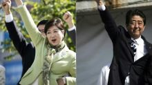 Abe in pole position as Japan vote enters home straight