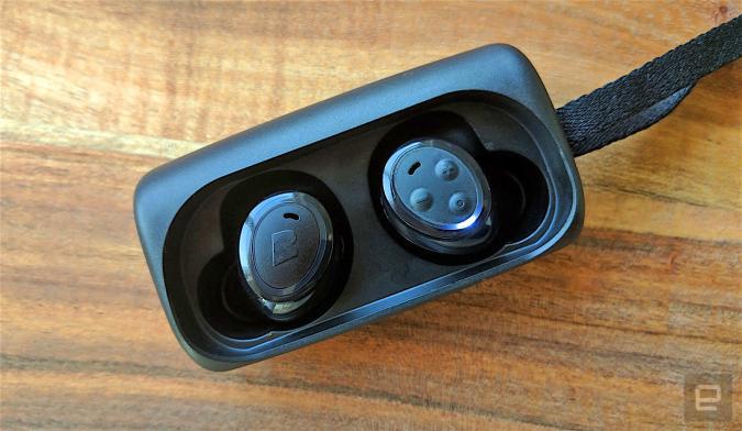 Bragi's 'Headphone' takes on Apple's AirPods