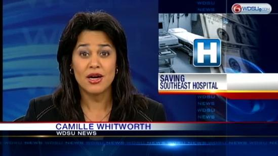 Deal In Place To Save Southeast Hospital
