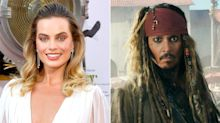 Margot Robbie set to star in new Pirates of the Caribbean movie
