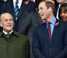 Prince William vows to 'get on with the job' as Duke of Edinburgh would have wanted